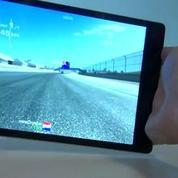 Test vidéo de la tablettes Nexus 9