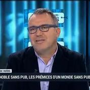 Grenoble va bannir la publicité de ses rues: Frank Tapiro, Valéry Pothain et Anthony Babkine(1/3)