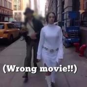 New York : elle se promène déguisée en princesse Leïa
