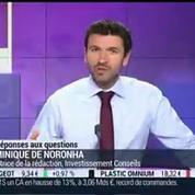 Les réponses de Dominique de Noronha aux auditeurs