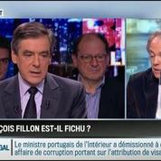 Le parti pris d'Hervé Gattegno: Affaire Jouyet: Tout ce que François Fillon avance le fait reculer !