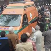 Egypte : au moins 10 morts dans l'effondrement d'un immeuble