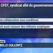 50 ans de la CFDT : l'allié du gouvernement se désolidarise