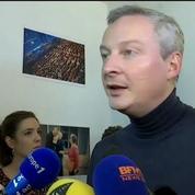 Présidence de l'UMP : Bruno Le Maire attend une belle surprise