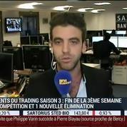 Les Talents du Trading, saison 3: Alex Bavasso, Franck Morel, Fabrice Pelosi, Alain Pitous et Jérôme Vinerier, dans Intégrale Bourse –