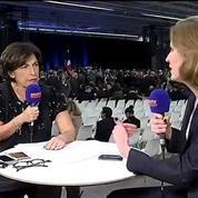 NKM sur Sarkozy: C'est une parole politique forte