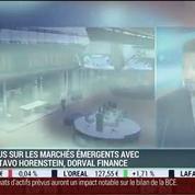 Bilan des performances des marchés émergents: Gustavo Horenstein –
