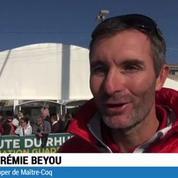 Tennis / Beyou encourage l'Équipe de France de Coupe Davis