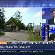 Etat / communes: complices pour encore plus d'impôts ? (3/4)