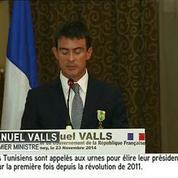 Valls annonce l'arrivée de Mirage pour lutter contre l'EI