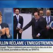 BFM Story: Affaire Fillon: Jean-Pierre Jouyet doit-il démissionner ? (2/3)