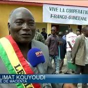 Ebola: reportage dans un centre de traitement en Guinée