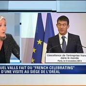 Marine Le Pen: L'invitée de Ruth Elkrief