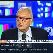 Rejet de la Tour Triangle : la ville de Paris risque-t-elle d'y perdre de sa grandeur ? (1/4)