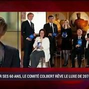 Présentation du Comité Colbert: Françoise Montenay, Margareth Henriquez et Dominique Hériard-Dubreuil (2/5)