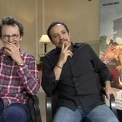 Astier-Clichy, duo de choc pour Astérix