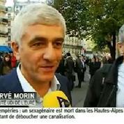 Élection à l'UDI : Hervé Morin pense être le