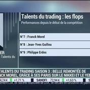 Les Talents du Trading, saison 3: Jérôme Vinerier, Franck Morel et Philippe Erdos , dans Intégrale Bourse –