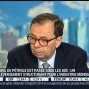 Louis Schweitzer, commissaire général à l'investissement et président d'Initiative France