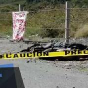 Mexique : onze corps décapités retrouvés au bord d'une route
