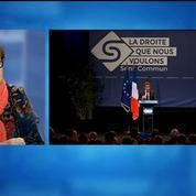 Boutin, sur la volonté de Sarkozy d'abroger la loi Taubira: Il a été courageux de le dire