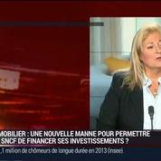 Sophie Boissard, directrice générale de la SNCF en charge de la nouvelle branche SNCF Immobilier (1/3)