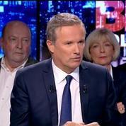 Affaire Fillon-Jouyet: Ça pue!, déclare Dupont-Aignan