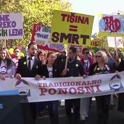 Monténégro : Gay pride sous surveillance