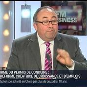 Emmanuel Lechypre : Réforme du permis de conduire: un changement qui créera de la croissance et des emplois –