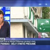 BNP Paribas : Délit d'initié présumé, des dirigeants soupçonnés