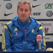 Football / Le sélectionneur suédois n'en tient pas rigueur aux Espoirs français