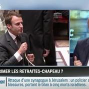 Le parti pris d'Hervé Gattegno: Mieux vaut supprimer les retraites-chapeau que l'ISF !