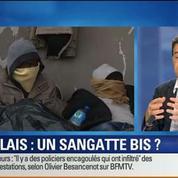 BFM Story: Calais: Bernard Cazeneuve annonce l'ouverture d'un nouveau centre pour les migrants