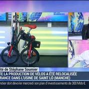 Made in France: Easybike se tourne vers l'électrique avec la marque Solex: Grégory Trébaol –