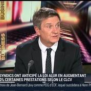 Emmanuel Lechypre: La relation entre les Français et leur syndicat de copropriété se dégrade –