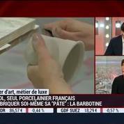 Métiers d'art, Métiers de luxe: Porcelinier, Olivier Passot
