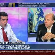 Pouvoir d'achat: 57% des Français sont inquiets de basculer dans la précarité: Rodolphe Bonasse