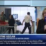 Martine Gozlan: L'invitée de Ruth Elkrief –