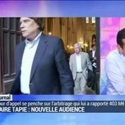 Affaire Tapie : une nouvelle audience à 400 millions d'euros