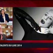 Focus sur les Talents du luxe et de la création 2014: Julie El Ghouzzi, Marie Beltrami, Alain Dutournier et Sylvain Le Guen (3/5)