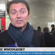 Tennis / Coupe Davis Winogradsky : Les Suisses ont été largement supérieurs