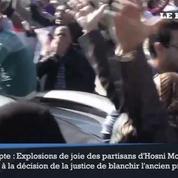 Egypte : abandon des charges pour meurtre contre Moubarak
