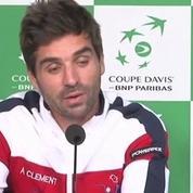Tennis / Coupe Davis L'Équipe de France se prépare à ne pas jouer contre Federer