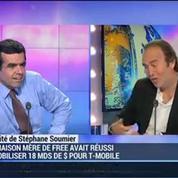 Iliad renonce à racheter T-Mobile US: est-ce la fin du pari américain de Free?: Xavier Niel (3/4)