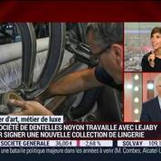 Métiers d'art, Métiers de luxe: Dentellier, Olivier Noyon