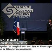 Mariage gay: Bruno Le Maire hué par des militants de Sens Commun