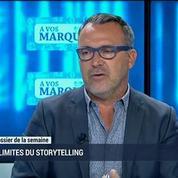 Les limites du storytelling: Frank Tapiro et Valéry Pothain (2/3)