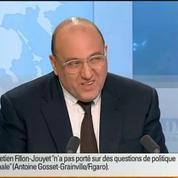 Julien Dray: L'invité de Ruth Elkrief