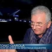 Salon du Cheval de Paris 2014: dans les coulisses du spectacle équestre