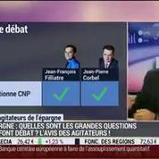 Les agitateurs de l'épargne: Jean-Pierre Corbel et Jean-François Filliatre –